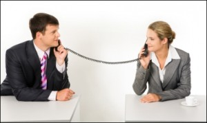 man-woman-telephone
