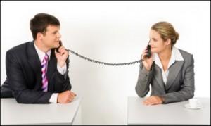 man-woman-telephone